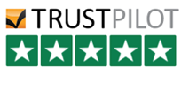 Perfekt på Trustpilot