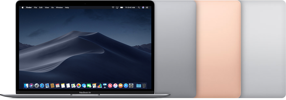 MacBook Air 2019 Skærm Reparation
