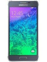 Reparation af Samsung Galaxy Alpha Skærm
