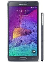 Samsung Galaxy Note 4 Bagcover Reparation